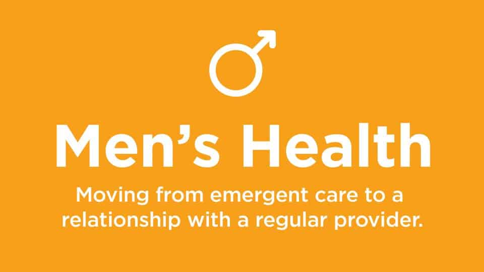 Men's Health Training Experience